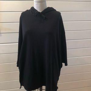 ZARA oversized sweater 3/4 sleeve